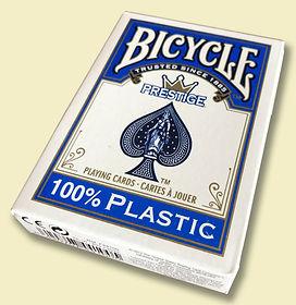 Карты для покера байсикл 100% пластик