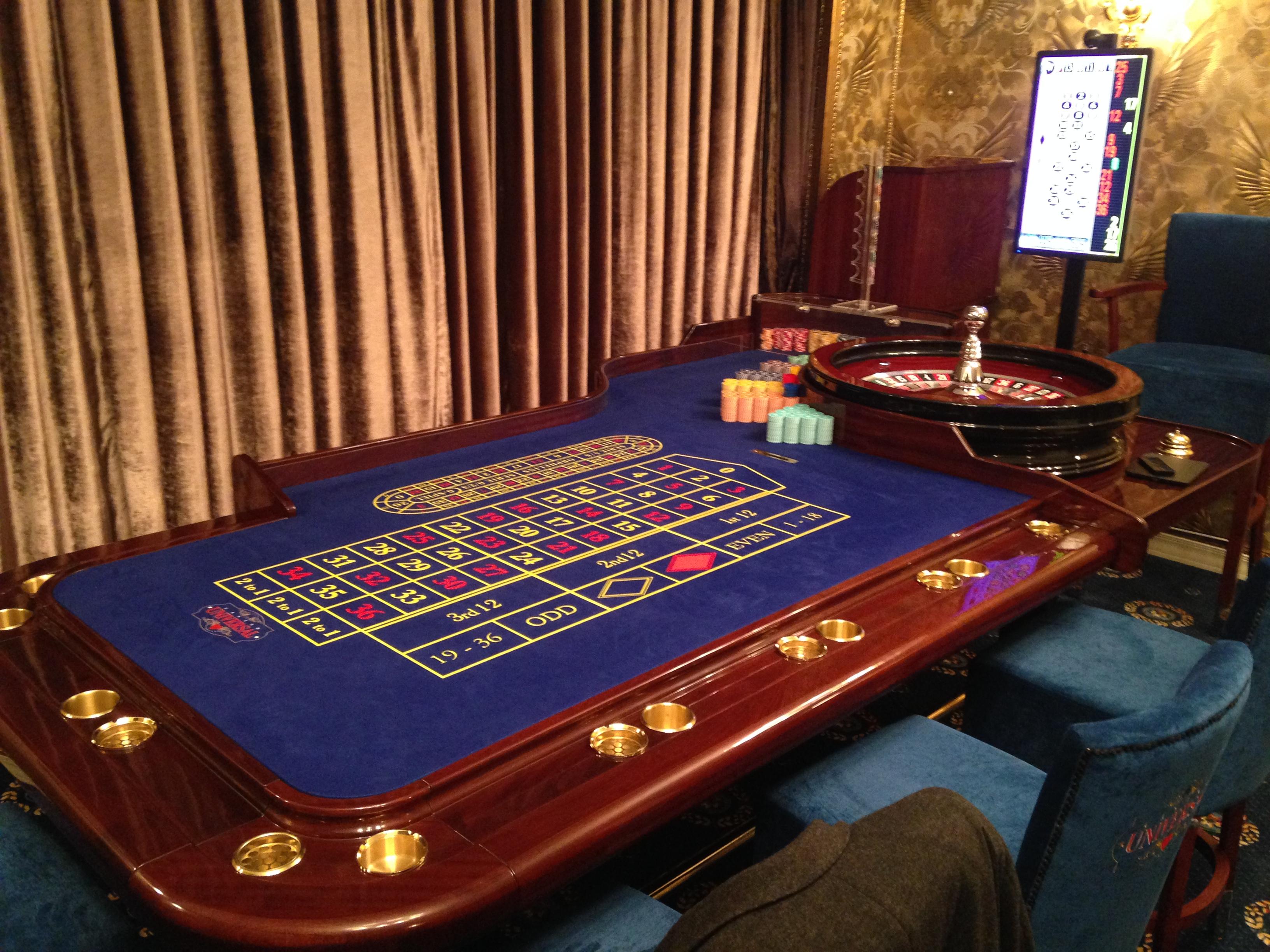 оборудование для казино купить