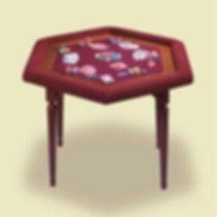 Ломберный стол Де Люкс