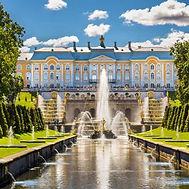 Peterhof URAL sidecar tour