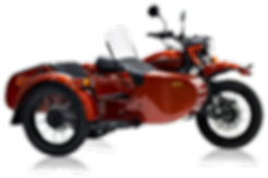 Motorcycle tours on brand new URAL CT sidecar in Russia