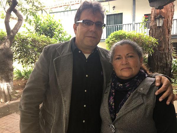 Alberto y Luz Marina