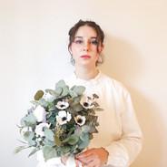 Lavender Green / Rental bouquet
