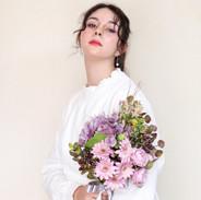 Antique purple /Rental Bouquet