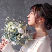 Natural White /Rental Bouquet