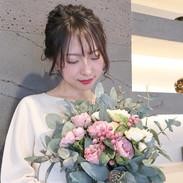 Eucalyptus Pink /Rental Bouquet