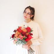 Resort Orange / Rental bouquet
