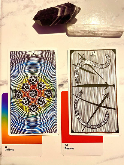 Double Draw Reading
