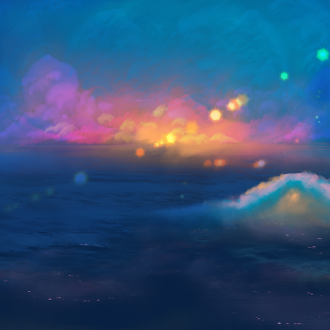 Lumerian Sea