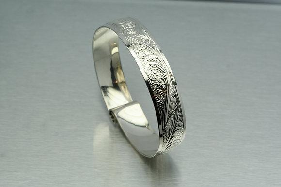 Fern Scroll Bracelet