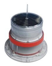 Lanterna Marítima Solar 2NM