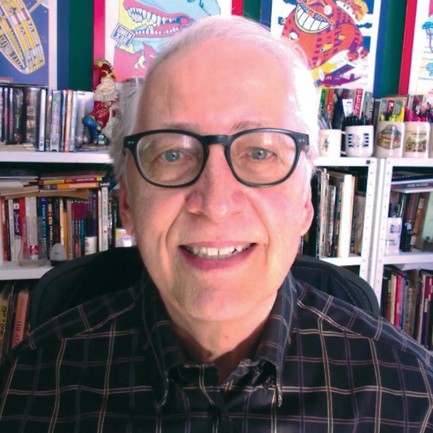 Virtual Spring Garden Lectures: Cyril Colnik, Man of Iron