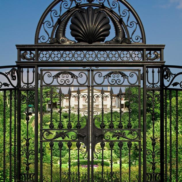Villa Terrace Gate