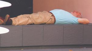 Dennis Buettner in repose