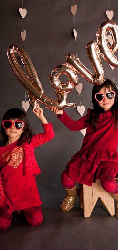Childrens Valentine Party