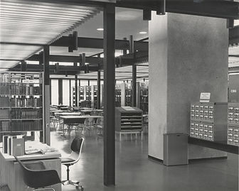 Forest Home Library Interior 2_Jan 1967