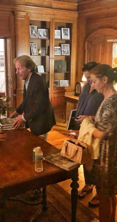 Wade Weissman Book Signing