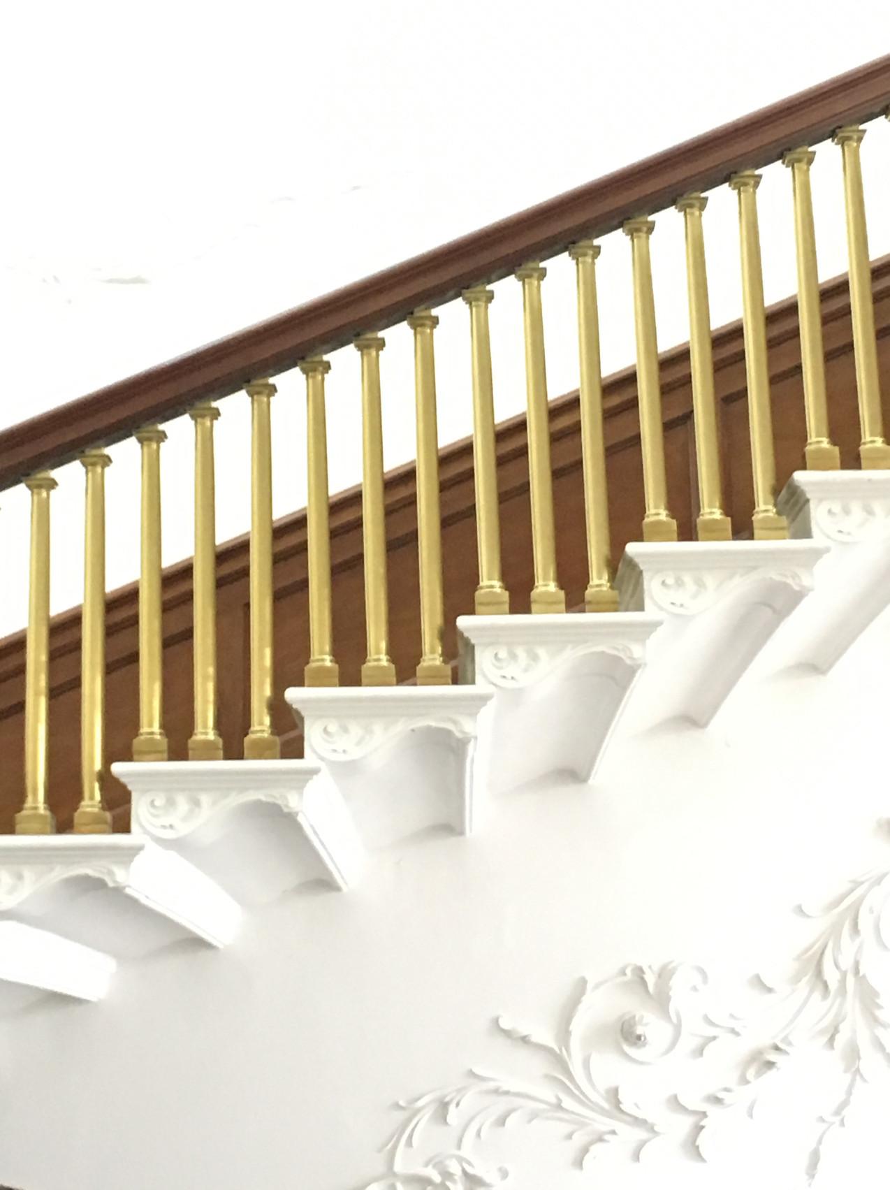 Castletown main stair