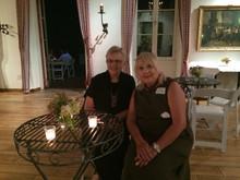 Sally with Eileen Kaczmarek