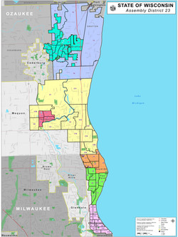 Download 23rd Assembly District Map