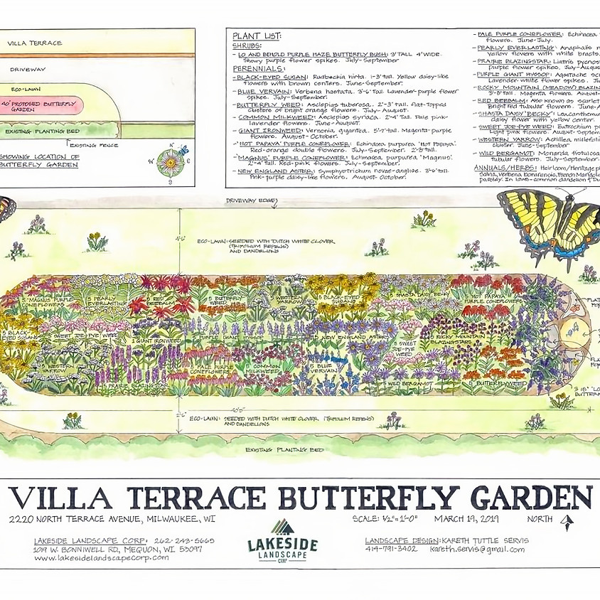 Butterfly Garden Celebration