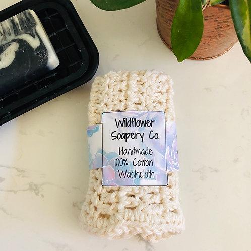 Washcloth Cream