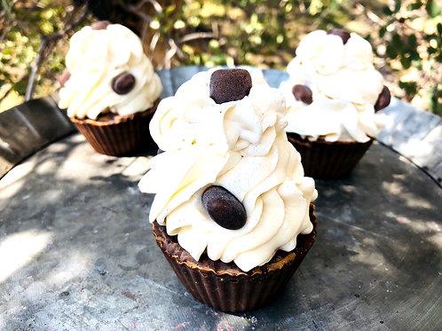Mocha Java Cupcake