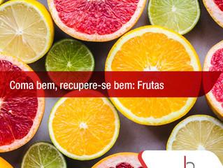 Coma bem, recupere-se bem – Frutas