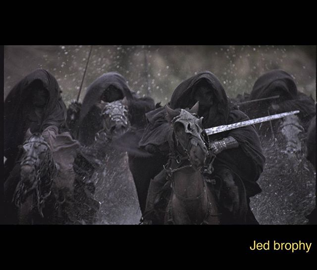 Nazgul Fellowship of the Ring LOTR