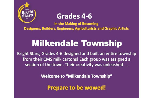 """Welcome to """"Milkendale Township"""""""