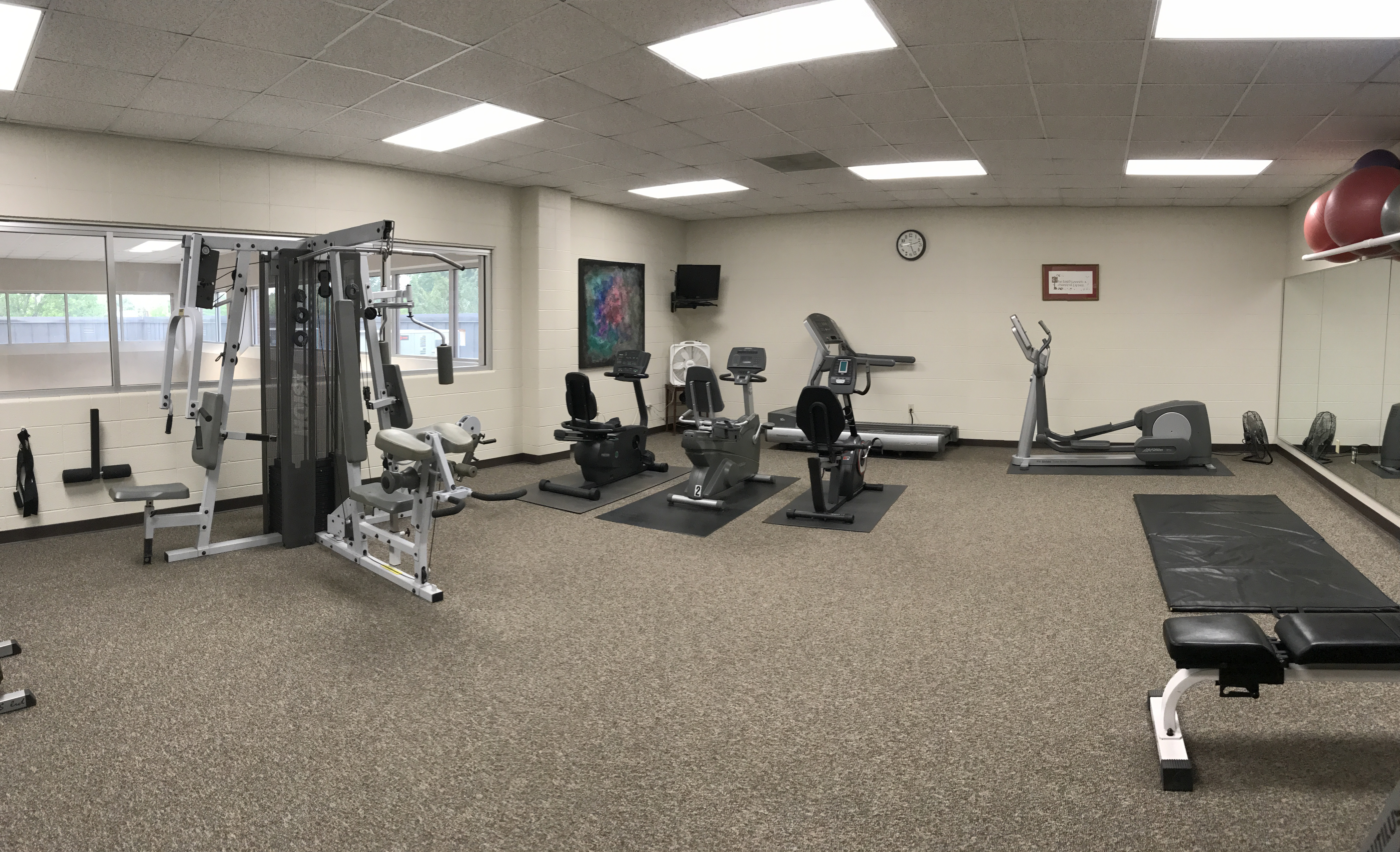 Weight/Exercise Room