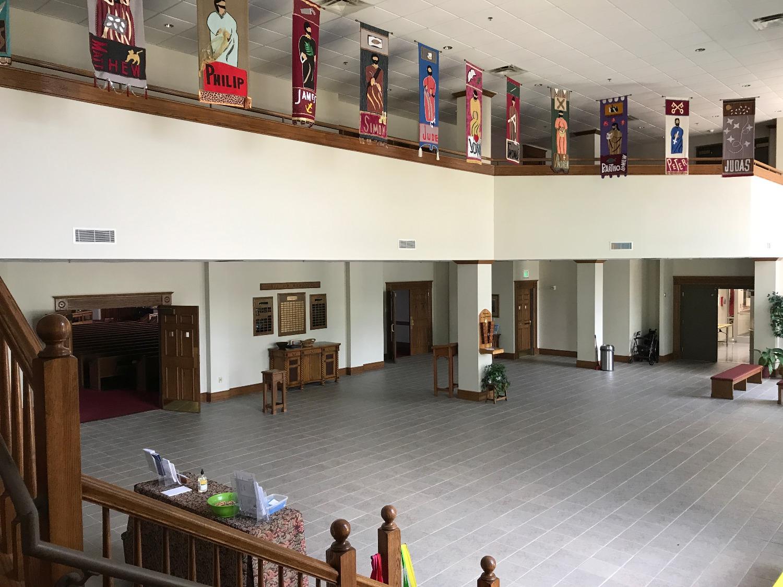 Oaks Hall