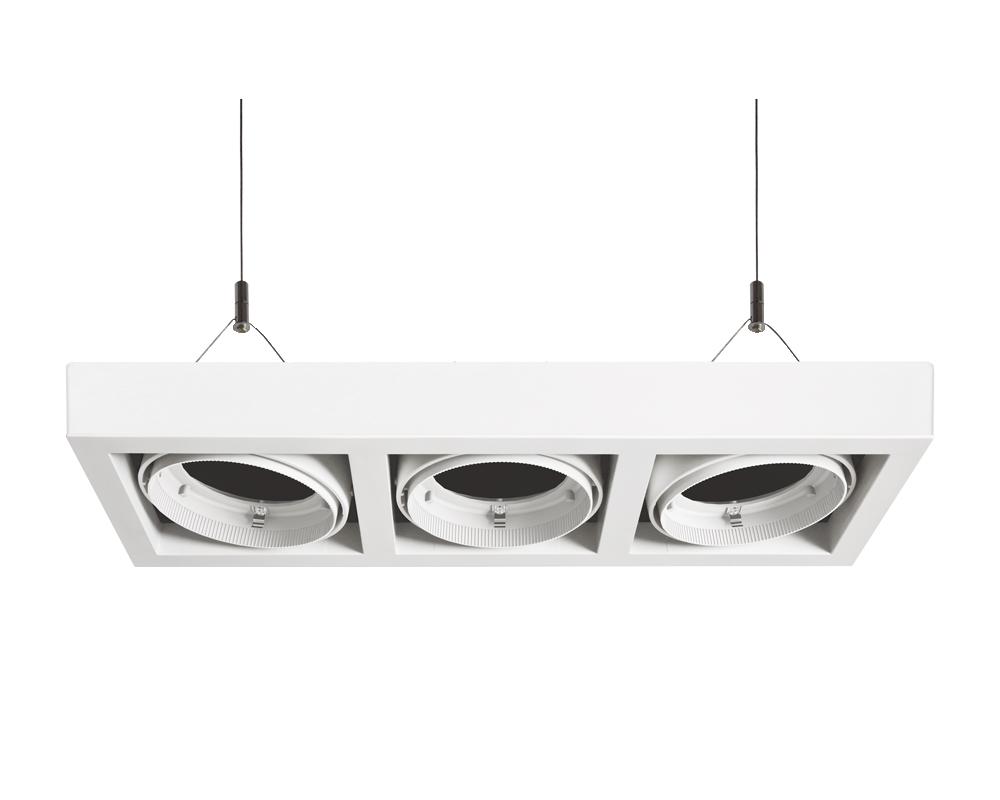 Alpha Suspendido III LED