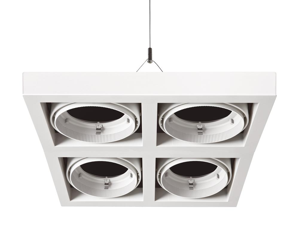Alpha Suspendido IV LED
