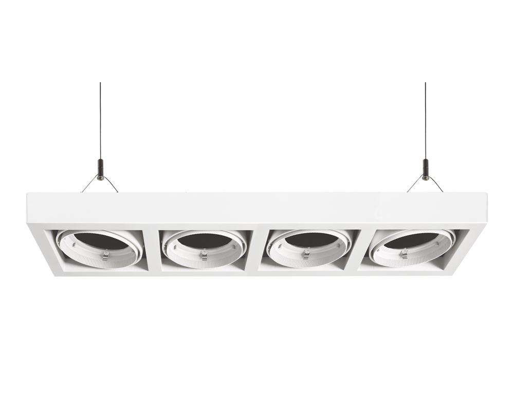 Alpha Suspendido IV L LED