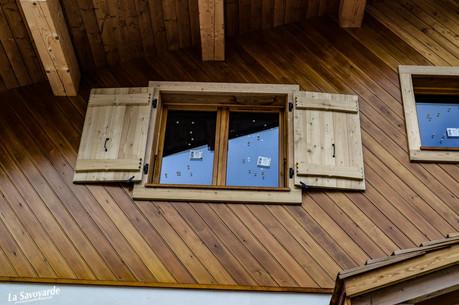 Fenêtre et volets