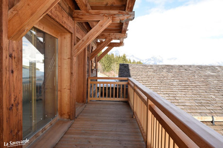 Balcons terrasse