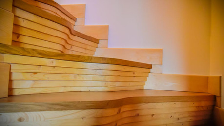 Escalier rubiscube