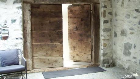 Portes vieux bois
