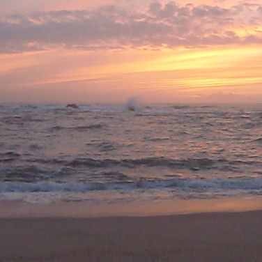 Sunset in Aver-O-Mar