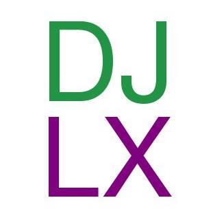 DJ LX Logo 2