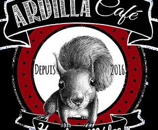 Ardilla café - Hourtin