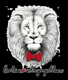 Le lion et le papillon - lège cap ferret
