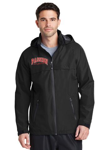 Passion-Men's Water Proof Rain Jacket