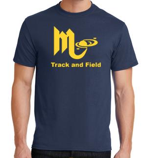 Short Sleeve Shirt-Printed Mars T&F