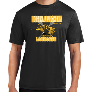 Dri Fit Short Sleeve Shirt-NAGYLAX Design