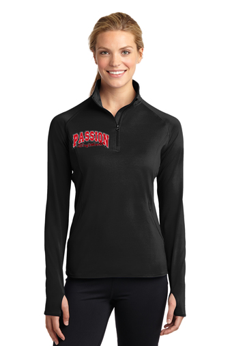 Passion-Women's Sport Wick Quarter Zip