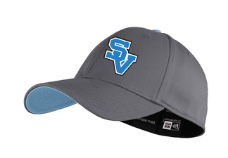 New Era Stretch to Fit Hat-SV Logo