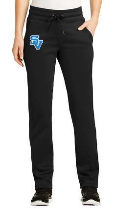 Women's Performance Pants-SV Logo