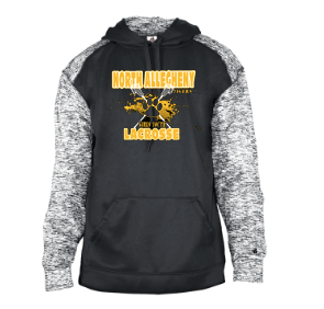 Badger Performance Tonal Hoodie-NAGYLAX Design